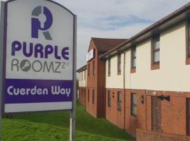 Purple Roomz Preston South