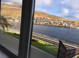 The Atlantic view guest house, Sandavagur, Faroe Islands