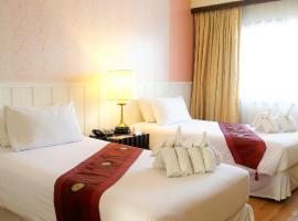 The best hotels close to University of the Thai Chamber of