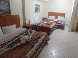 Hotel del Angel los Cabos