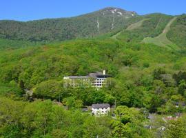 Hotel Iwai, Noboribetsu (Bankei yakınında)