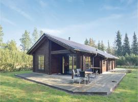 Three-Bedroom Holiday Home in Fjerritslev