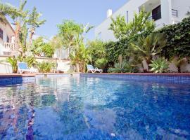 Villa Barcares Beach