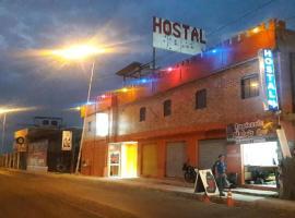 Hostal El Castillo De Manta
