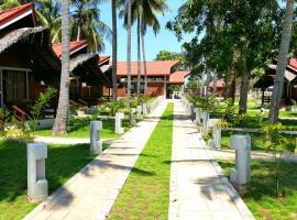 Cocolagoon eco Resort