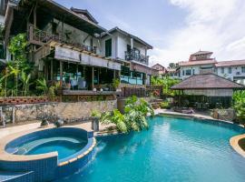 Hidden Oasis at a Balinese Inspired Villa