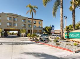 Quality Inn & Suites Huntington Beach - Fountain Valley