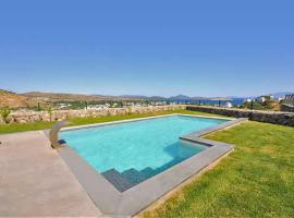 Hortma Villa Sleeps 8 Pool Air Con WiFi