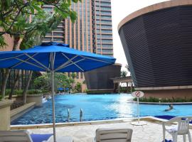 The Fullerton Apartment At Kuala Lumpur