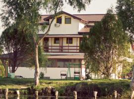 Pensiunea Califar, Dunavăţu de Jos