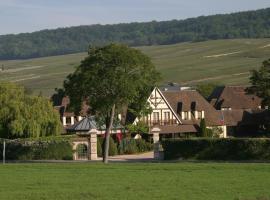 Hostellerie La Briqueterie, Вине (рядом с городом Brugny-Vaudancourt)