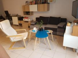 CERGY-bel appartement 35m²/5mn RER A/ 30mn de Paris