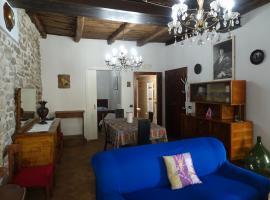 Spoleto, Monterone - La Cappucina