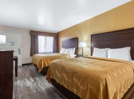 Quality Inn & Suites near Downtown Mesa