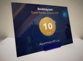 Apartman A9 Lux