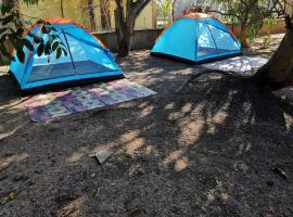 Travel Kumbang Camping Site