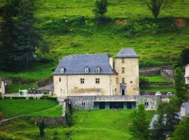 Chateau d'Arance, Cette-Eygun (рядом с городом Lescun)