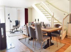 Three-Bedroom Apartment in Sjusjoen