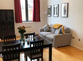 Stylish City Centre Apartment
