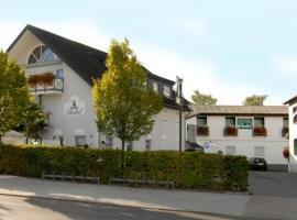 Hotel Sterkel, Rödermark (Messel yakınında)