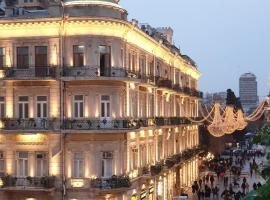 "Baku central family apartment ""TABRIZ"""