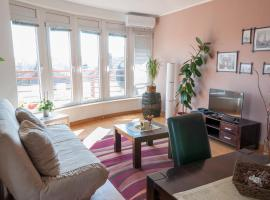 Modern and bright apartment in Ruma