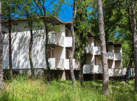 Pavilions / bungalows Kacjak