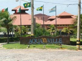 Aquaville Resort - vizinho ao beach park