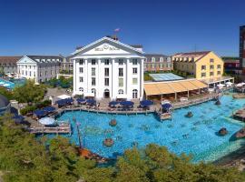 4-Sterne Superior Erlebnishotel Bell Rock, Europa-Park Freizeitpark & Erlebnis-Resort