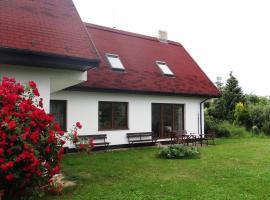 Prázdninový dům - PACL Červená Řečice, Červená Řečice (Vřesník yakınında)