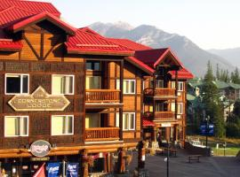 Cornerstone Lodge by Park Vacation Management, Fernie (Wardner yakınında)
