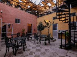 Way Kap Hostel Arequipa