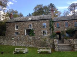 The Farmhouse at Bodnant Welsh Food