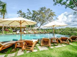 The Hidden Paradise Suites & Villas