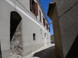 L'Infinito, Castroregio (Montegiordano yakınında)