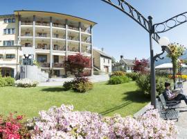 Belvedere Hotel, Crodo (Varzo yakınında)