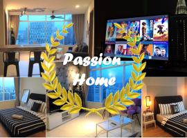 PASSION #2: NEW! Luxury 3BR High Floor KLCC View