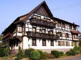 Schwarzwaldhotel Stollen, Gutach im Breisgau (Simonswald yakınında)