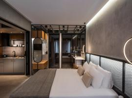King's Blue, Urban Suites