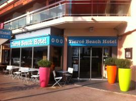 Citotel Hôtel Tiercé Beach Hotel, 케인즈수르메르