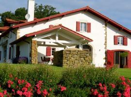 Maison Etchebehere, Bardos (Near Bidache)