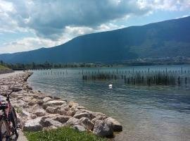 Appartement Spacieux Proche Lac Du Bourget