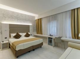 アガピ アパートホテル
