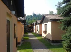 Sportcentrum Dvořák, Hluboká nad Vltavou (Dobřejovice yakınında)