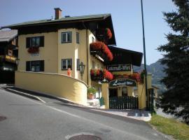 Laterndl-Wirt, Sankt Veit im Pongau (Schwarzach im Pongau yakınında)