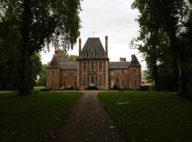 Château de Villars, Villeneuve-sur-Allier (рядом с городом Tresnay)