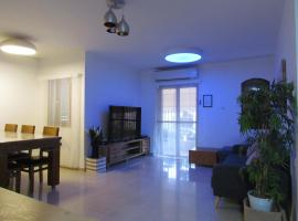 Amazing 5 Bedroom Apartment 5mins from the Beach