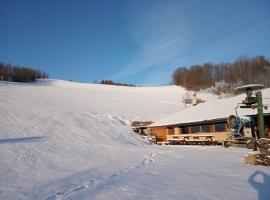 Horská chata skiareál Turek