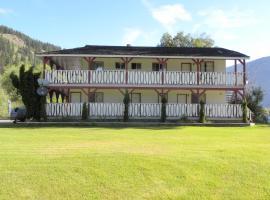 Rivermount Motel, Little Fort