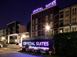Crystal Suites Suvarnbhumi Airport